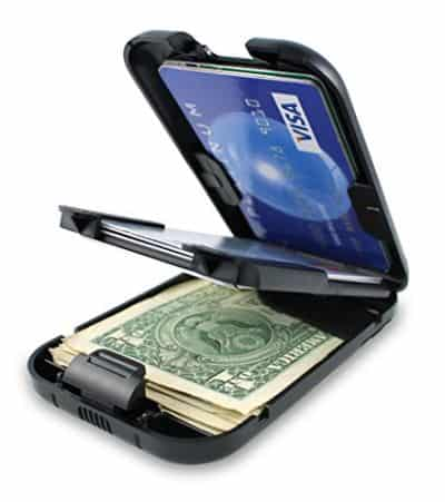 Flipside Wallet with RFID Protection