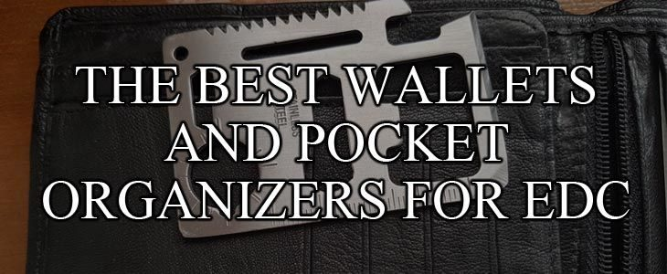 best wallets and pocket organizers