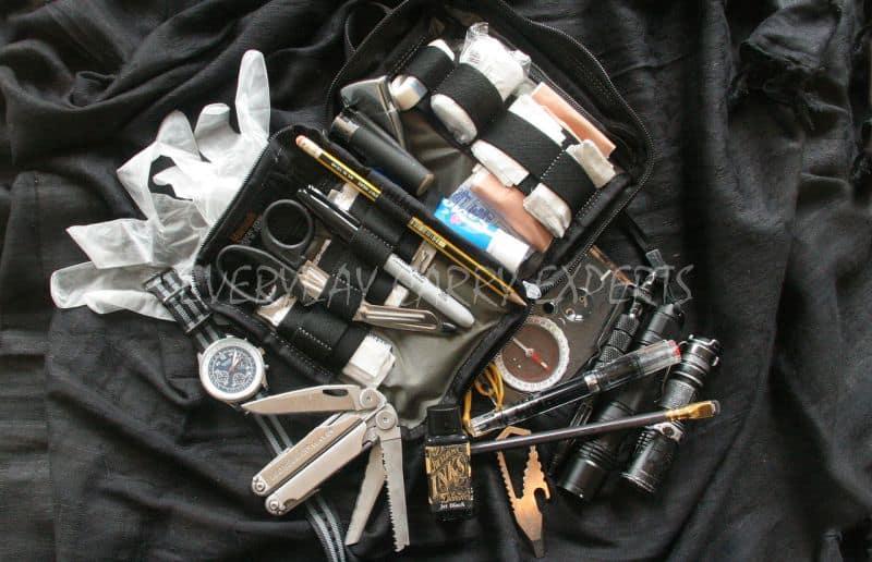 All EDC items