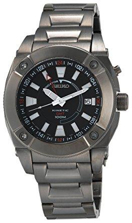 Seiko Men's SUN007 Kinetic